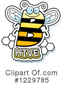Bee Clipart #1229785