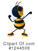 Bee Clipart #1244508 by Julos