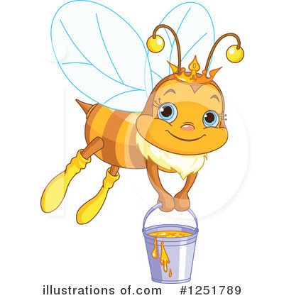 Honey Clipart #1251789 by Pushkin
