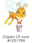 Bee Clipart #1251789