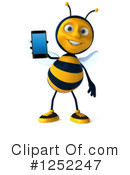 Bee Clipart #1252247 by Julos