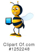 Bee Clipart #1252248 by Julos