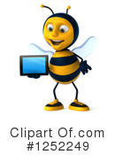 Bee Clipart #1252249 by Julos