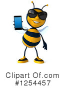 Bee Clipart #1254457 by Julos