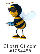 Bee Clipart #1254458 by Julos
