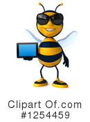 Bee Clipart #1254459 by Julos