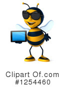 Bee Clipart #1254460 by Julos