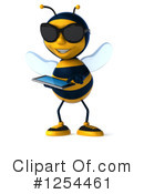 Bee Clipart #1254461 by Julos