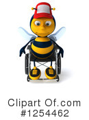 Bee Clipart #1254462 by Julos