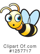 Bee Clipart #1257717 by Lal Perera