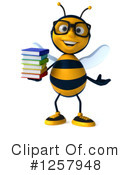 Bee Clipart #1257948 by Julos