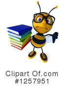 Bee Clipart #1257951 by Julos