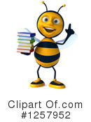 Bee Clipart #1257952 by Julos