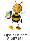 Bee Clipart #1257954 by Julos