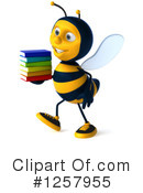 Bee Clipart #1257955 by Julos