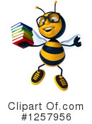 Bee Clipart #1257956 by Julos