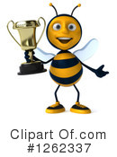 Bee Clipart #1262337 by Julos