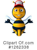 Bee Clipart #1262338 by Julos