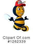 Bee Clipart #1262339 by Julos
