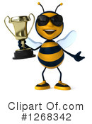 Bee Clipart #1268342 by Julos