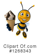 Bee Clipart #1268343 by Julos
