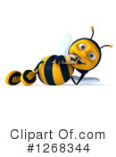Bee Clipart #1268344 by Julos