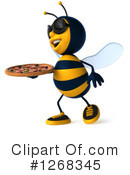 Bee Clipart #1268345 by Julos