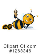 Bee Clipart #1268346 by Julos