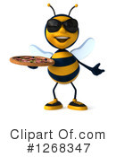 Bee Clipart #1268347 by Julos