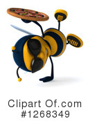 Bee Clipart #1268349 by Julos