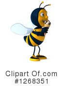 Bee Clipart #1268351 by Julos