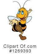 Bee Clipart #1269393 by dero