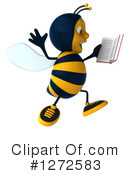 Bee Clipart #1272583 by Julos