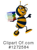 Bee Clipart #1272584 by Julos