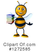 Bee Clipart #1272585 by Julos