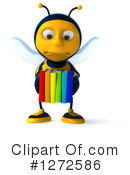 Bee Clipart #1272586 by Julos