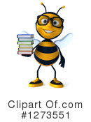 Bee Clipart #1273551 by Julos