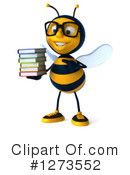 Bee Clipart #1273552 by Julos