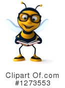 Bee Clipart #1273553 by Julos