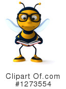 Bee Clipart #1273554 by Julos