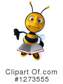 Bee Clipart #1273555 by Julos