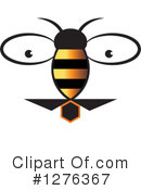 Bee Clipart #1276367 by Lal Perera