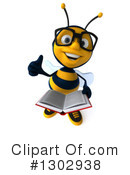 Bee Clipart #1302938 by Julos