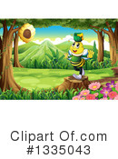 Bee Clipart #1335043