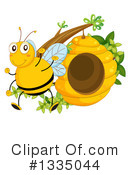 Bee Clipart #1335044