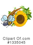 Bee Clipart #1335045