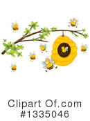 Bee Clipart #1335046