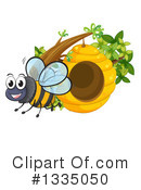 Bee Clipart #1335050