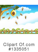 Bee Clipart #1335051
