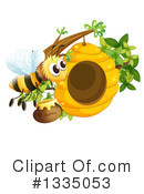 Bee Clipart #1335053